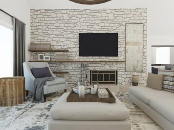 Online design Transitional Living Room by Selma A. thumbnail