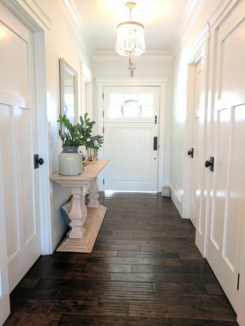 Online design Transitional Hallway/Entry by Muna S. thumbnail