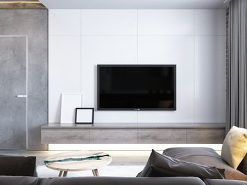 Online design Contemporary Living Room by Kate S thumbnail