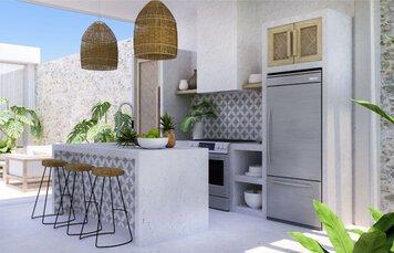 Online design Beach Kitchen by Drew F. thumbnail