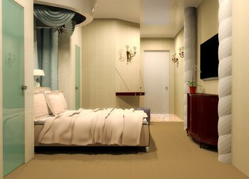 Online design Contemporary Bedroom by Foster C. thumbnail