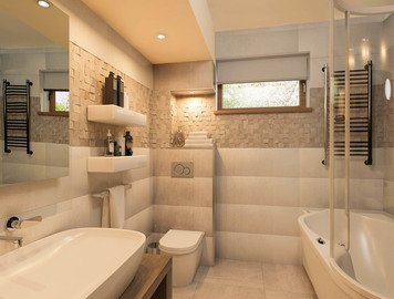 Online design Eclectic Bathroom by Natasa P. thumbnail