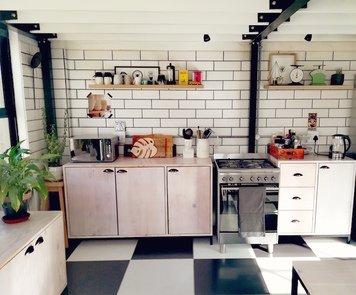 Online design Eclectic Kitchen by Emma P. thumbnail