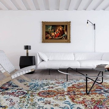 Online design Eclectic Living Room by Katarina K. thumbnail
