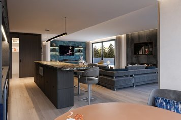 Online design Contemporary Kitchen by Sonia C. thumbnail