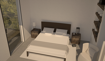 Online design Contemporary Bedroom by Chiara B. thumbnail