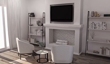 Online design Contemporary Bedroom by Brooke S. thumbnail