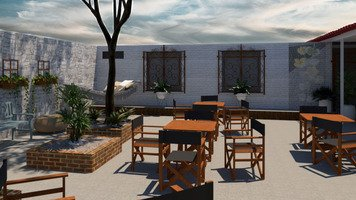 Online design Eclectic Patio by Samantha W. thumbnail
