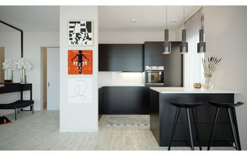 Online design Contemporary Kitchen by Darya N. thumbnail