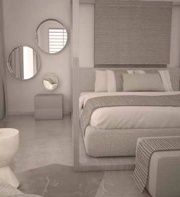 Online design Modern Bedroom by Marina S. thumbnail