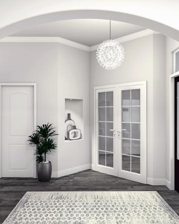 Online design Modern Hallway/Entry by Camila C. thumbnail