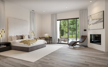 Online design Contemporary Bedroom by Wanda P. thumbnail