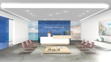 Online design Contemporary Business/Office by Ilaria C. thumbnail