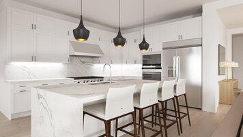 Online design Modern Kitchen by Lauren A. thumbnail