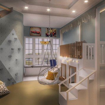 Online design Contemporary Kids Room by Nora B. thumbnail