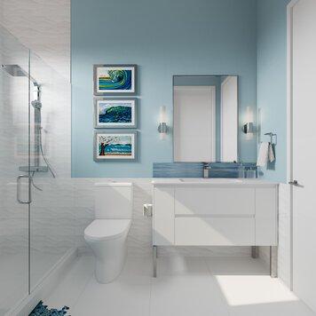 Online design Beach Bathroom by Wanda P. thumbnail