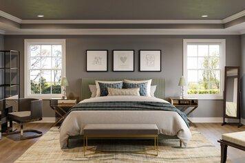 Online design Contemporary Bedroom by Greta Z. thumbnail