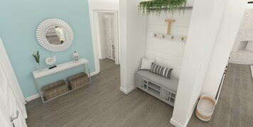 Online design Beach Hallway/Entry by Gina A. thumbnail