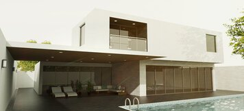 Online design Modern Patio by Jose S. thumbnail