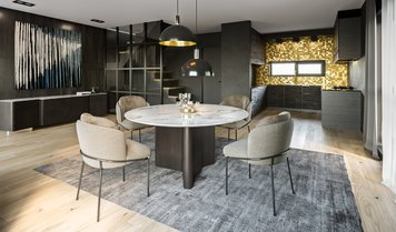 Online design Contemporary Dining Room by Darya N. thumbnail