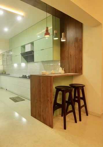 Online design Transitional Kitchen by Anup T. thumbnail
