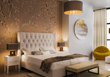 Online design Contemporary Bedroom by Nora B. thumbnail