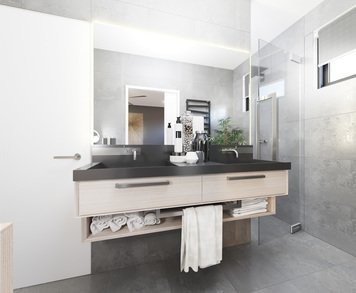 Online design Contemporary Bathroom by Anahit M. thumbnail