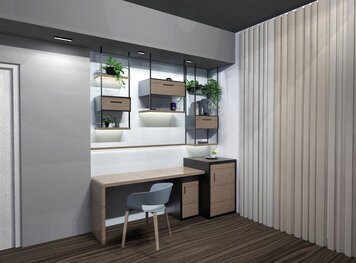 Online design Modern Home/Small Office by Nazila A. thumbnail