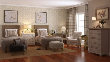 Online design Contemporary Bedroom by João A. thumbnail