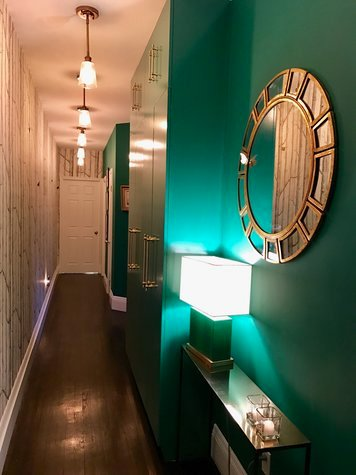 Online design Eclectic Hallway/Entry by Andres S. thumbnail