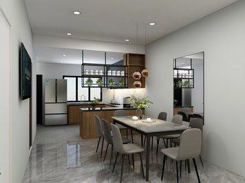 Online design Modern Kitchen by Joey thumbnail