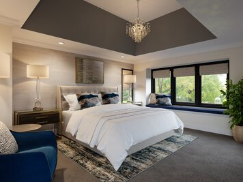 Online design Transitional Bedroom by Berkeley H. thumbnail