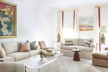 Online design Eclectic Living Room by Foster C. thumbnail