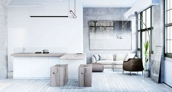 Online design Contemporary Studio by Margaryta S. thumbnail