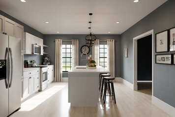 Online design Transitional Kitchen by Casey H. thumbnail