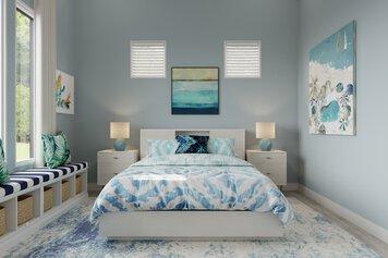 Online design Beach Bedroom by Wanda P. thumbnail