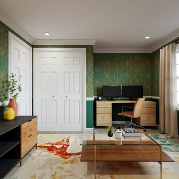 Online design Eclectic Home/Small Office by Casey H. thumbnail