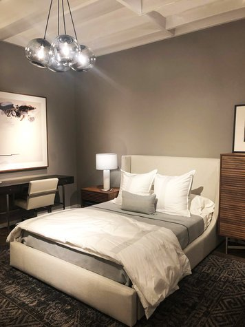 Online design Transitional Bedroom by Giselle U. thumbnail