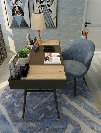 Online design Modern Home/Small Office by Linde P. thumbnail