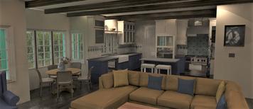 Online design Transitional Kitchen by Shanthi O. thumbnail