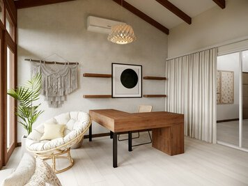 Online design Contemporary Home/Small Office by Wanda P. thumbnail