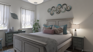 Online design Beach Bedroom by Leah M. thumbnail