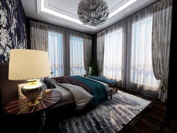 Online design Eclectic Bedroom by KaSonndra L. thumbnail