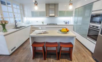 Online design Modern Kitchen by Mirella R. thumbnail