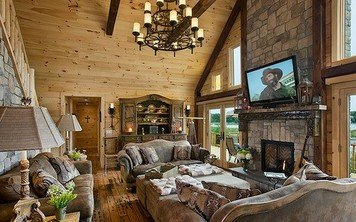 Online design Glamorous Living Room by Susan N. thumbnail