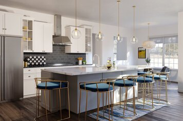 Online design Contemporary Kitchen by Tammy M. thumbnail