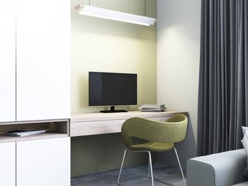 Online design Contemporary Home/Small Office by Kate S thumbnail