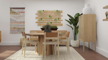 Online design Contemporary Dining Room by Greta Z. thumbnail