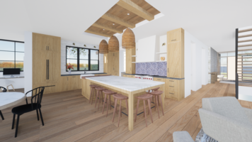 Online design Modern Kitchen by Shannon W. thumbnail