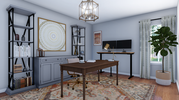 Online design Eclectic Home/Small Office by Picharat A.  thumbnail